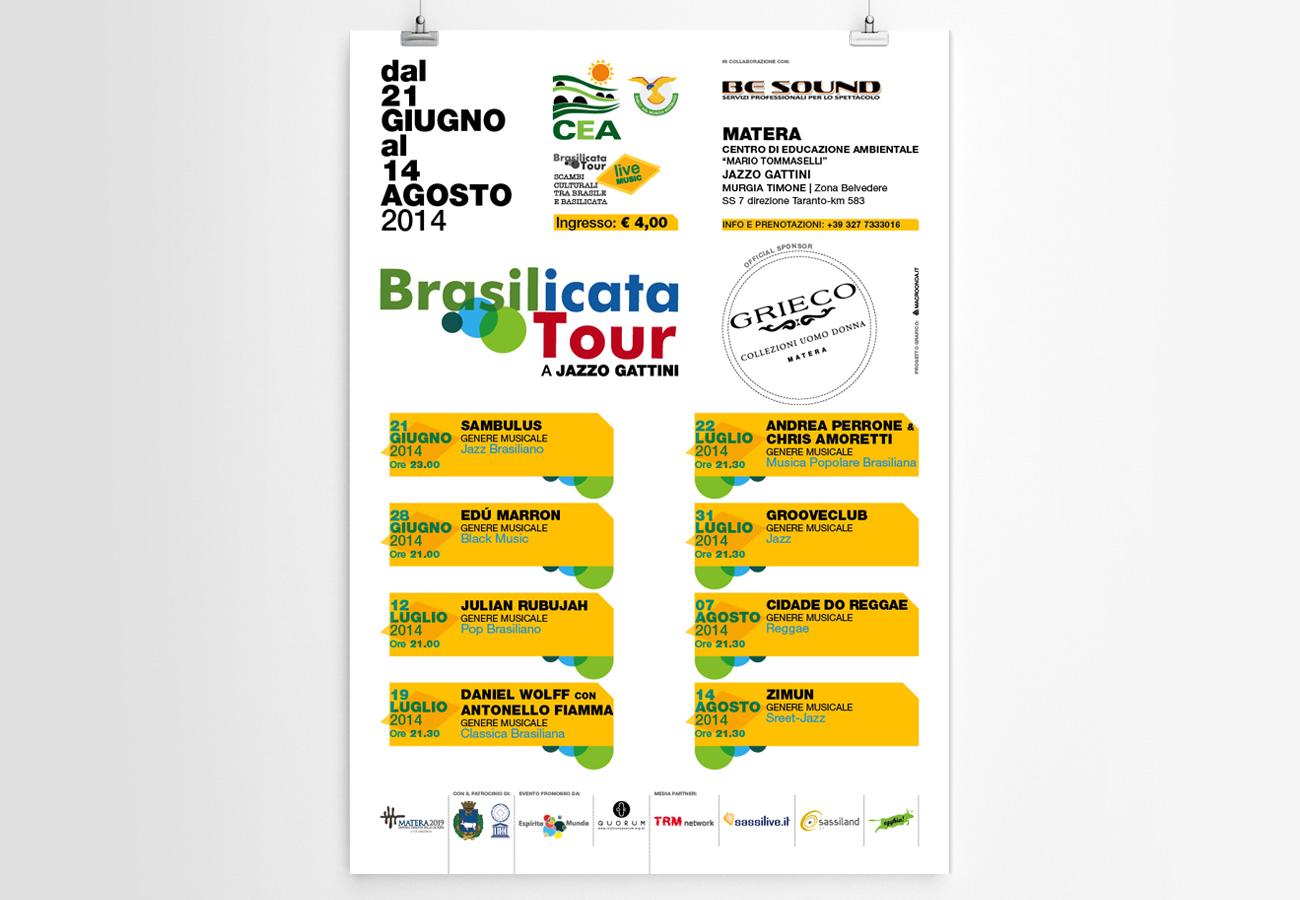 Brasilicata-tour